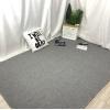 华德灰色拍照地毯背景布摄影直播衣帽间卧室定制满铺办公客厅地垫